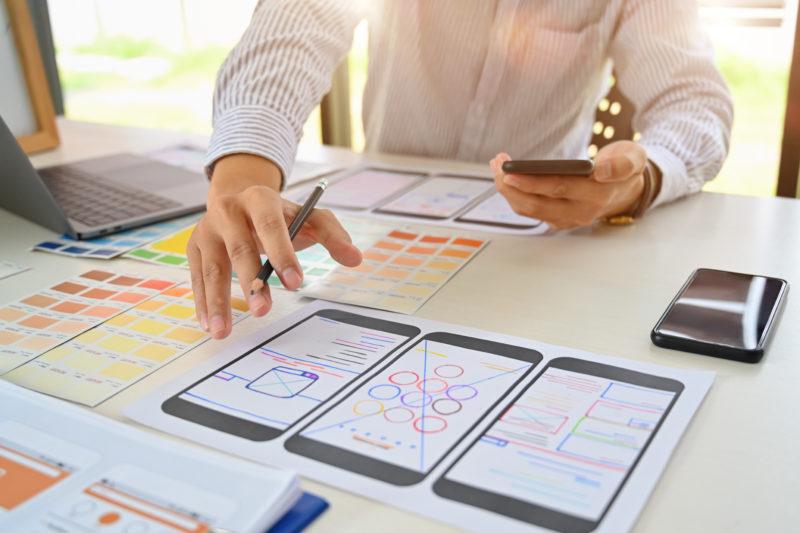 Webデザインの参考サイトと書籍11選!デザインに迷わない3つの手順